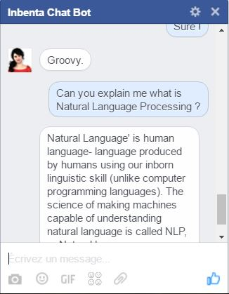 Facebook Chatbot Integration