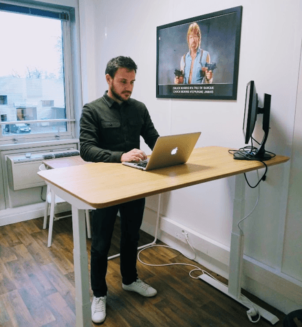 Standing Desk Makiba