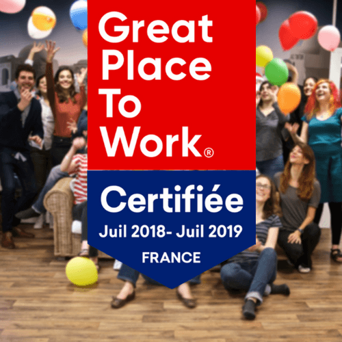Certification Great Place To Work Inbenta
