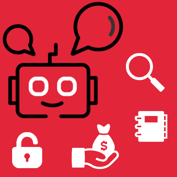 usos de chatbot nas empresas