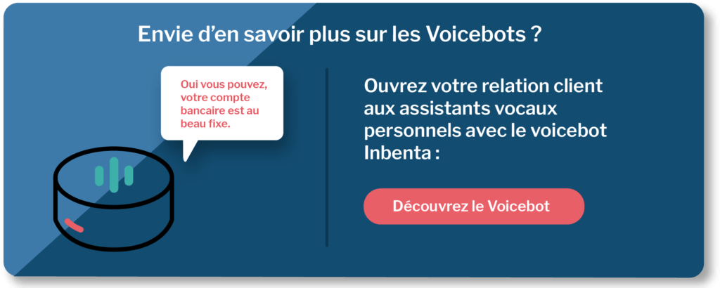 ergonomie voicebot