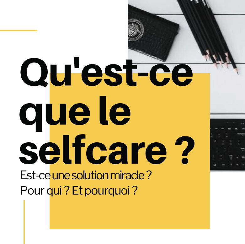 selfcare digital definition