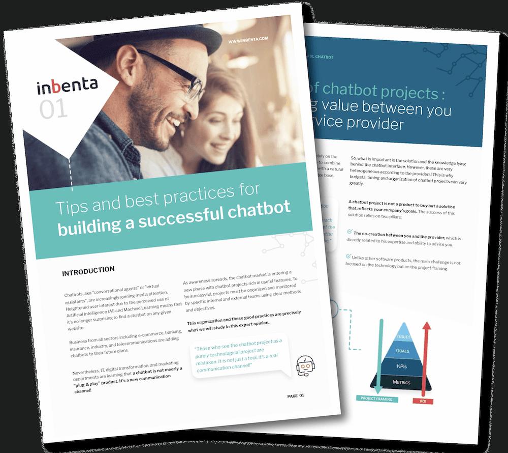 Build a successful chatbot ebook