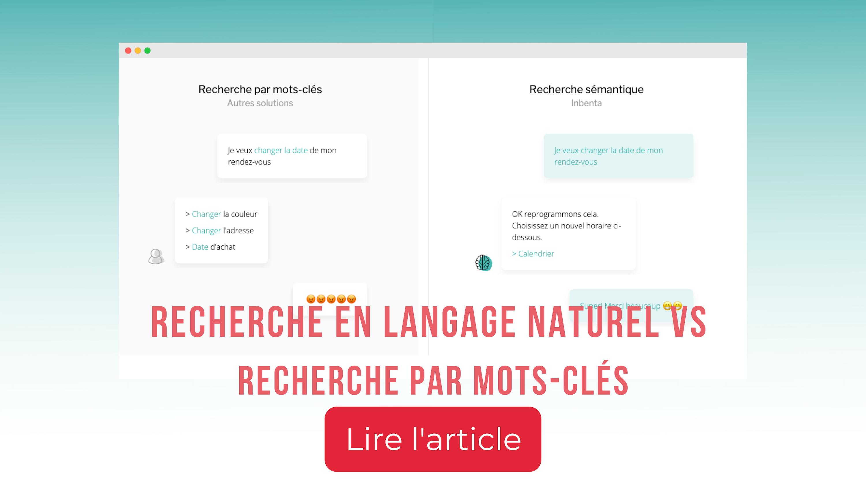 langage naturel_mots_clés