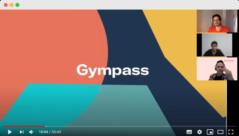 Webinar Gympass