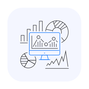AI chatbot with simplified performance monitoring