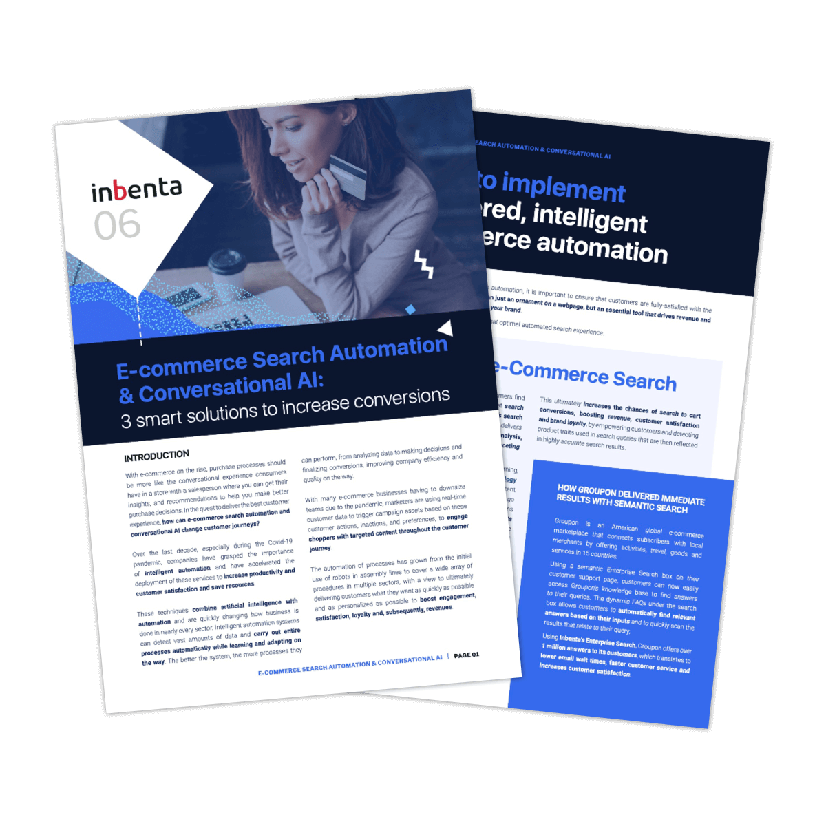 Ecommerce Search Automation ebook