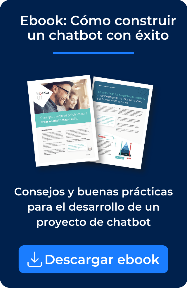 Ebook: Cómo construir un chatbot con éxito