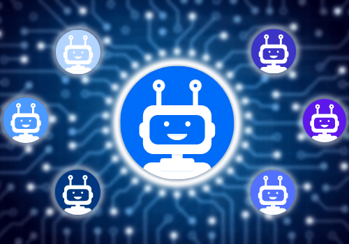 Metabot and chatbot : links and connections