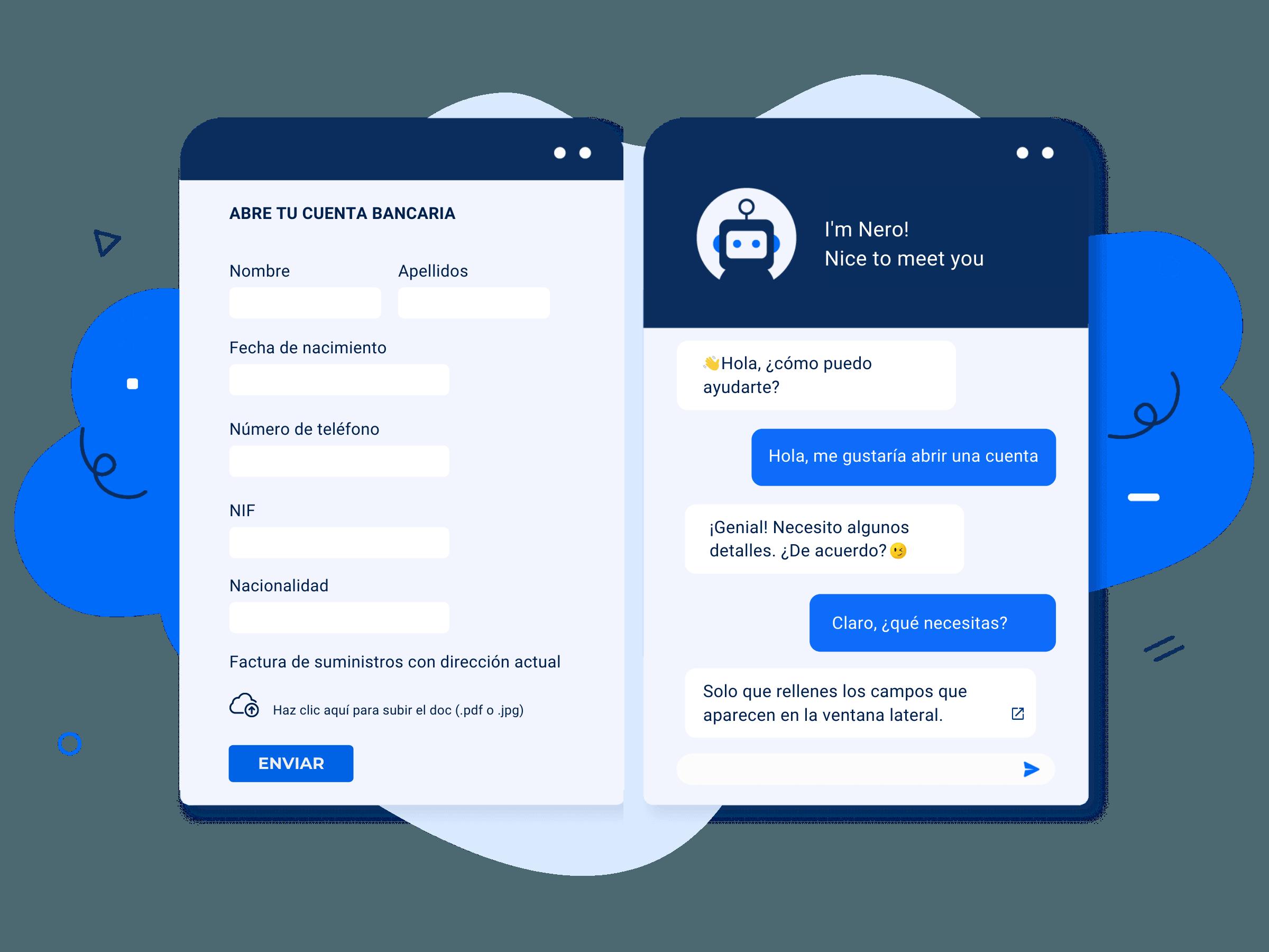 chatbots para bancos